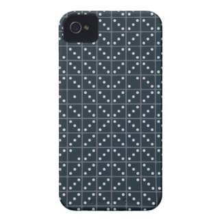 A Maze in Dice - Slate iPhone 4 Cover