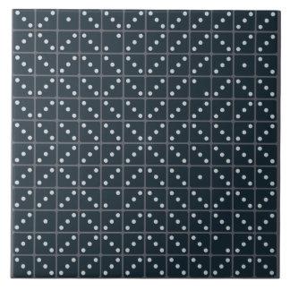 A Maze in Dice - Slate Tile