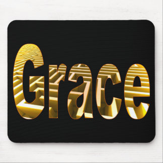 A Maze in Grace Mouse Pad