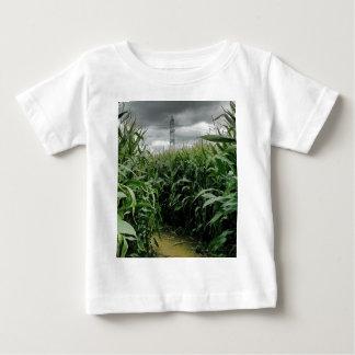 A maze of maize baby T-Shirt