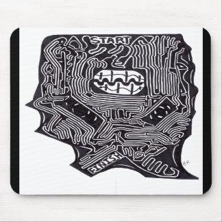 A-mazing Mousepad