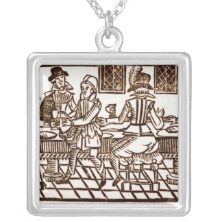 A Meal at the Inn Necklaces
