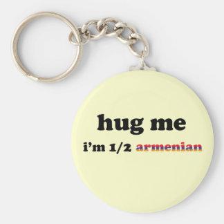 A medias armenio llaveros personalizados