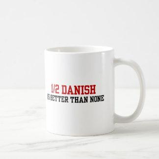 A medias danés taza