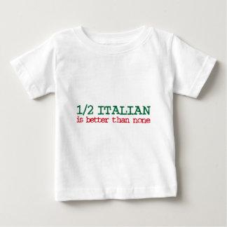 A medias italiano playeras
