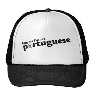 A medias portugués gorros bordados