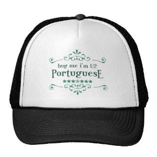 A medias portugués gorras de camionero