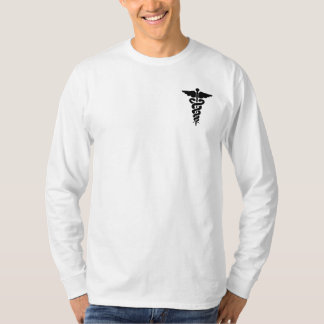 A Medical Symbol Caduceus T-Shirt