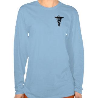 A Medical Symbol Tee Shirt