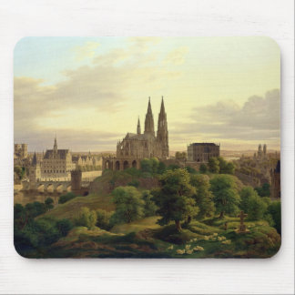 A Medieval Town in 1830, 1830 Mouse Pad