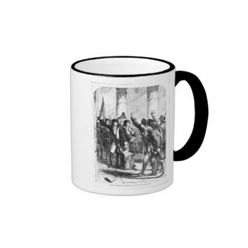 A Meeting of the Irish Volunteers Coffee Mug