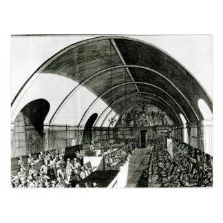 A Meeting of the Jacobin Club, 1791 Postcard