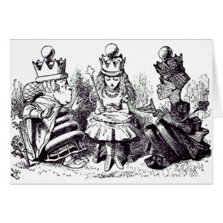 A Meeting with Alice Cards