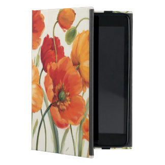 A Melody of Poppies Covers For iPad Mini