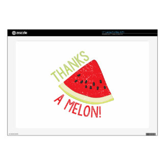 A Melon Decals For Laptops