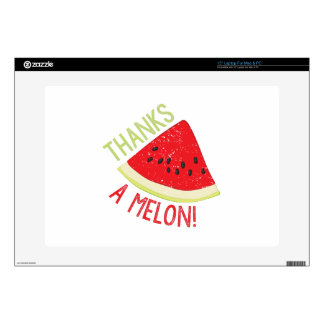 A Melon Skin For Laptop