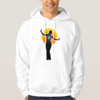 A Member of the Universal DanceChurch Hooded Pullover