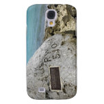 A memorial to prisoners of war on Wake Island Samsung Galaxy S4 Covers