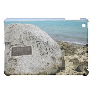 A memorial to prisoners of war on Wake Island iPad Mini Cases