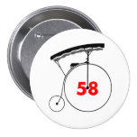 A Mere Number 58 Button