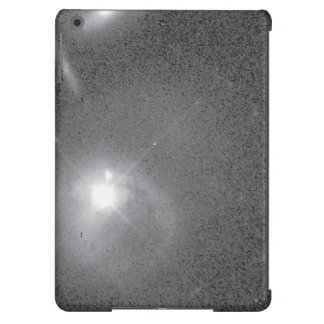 A Merger Between Quasar and Galaxy Cover For iPad Air