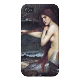 A Mermaid iPhone Case iPhone 4 Cover