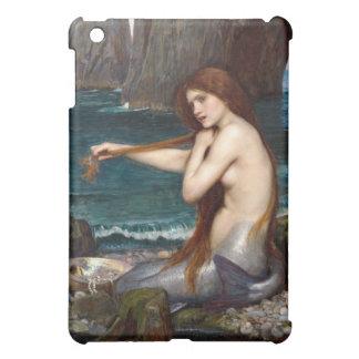 A Mermaid, Waterhouse iPad Mini Cover