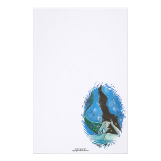 A Mermaid's Tale Stationery