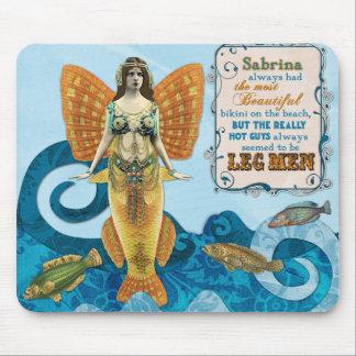 A Mermaid's Tears Mousepad