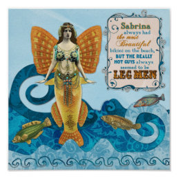 A Mermaid's Tears Poster