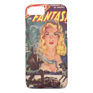 A. Merritt's Fantasy Magazine v01 n02 (1950-02.Pop iPhone 7 Case
