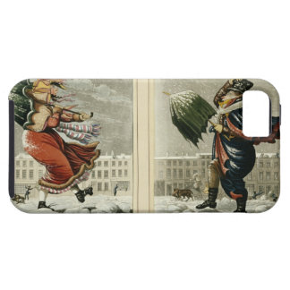 A Merry Christmas and a Happy New Year in London iPhone 5 Case