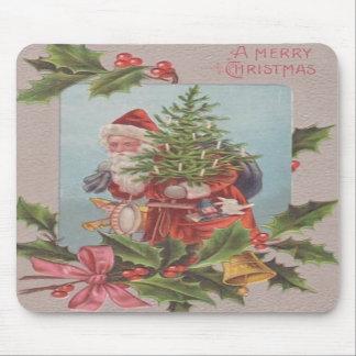 A Merry Christmas Mousepads