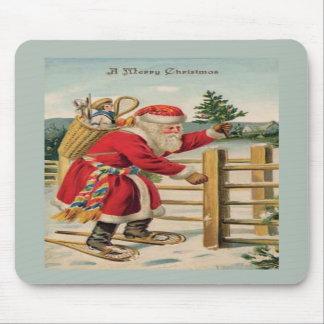 A Merry Christmas Mousepad