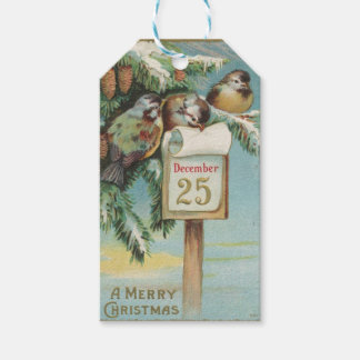 A Merry Christmas Pack Of Gift Tags