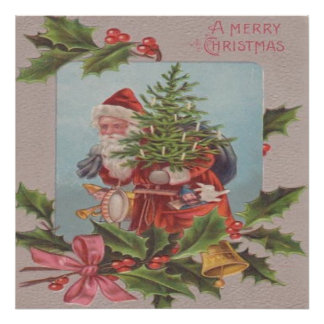A Merry Christmas Posters