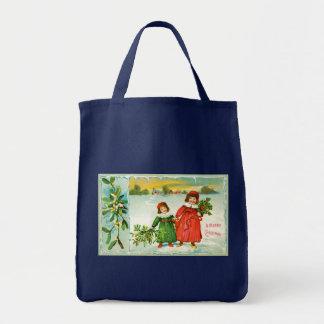 A Merry Christmas Tote Bag
