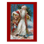 """""""A Merry Christmas"""" Vintage Post Cards"""
