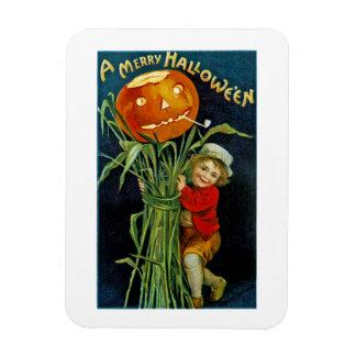 A Merry Halloween Magnet