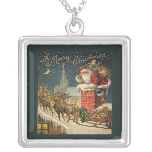 A Merry Xmas Custom Jewelry