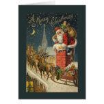 A Merry Xmas Greeting Card
