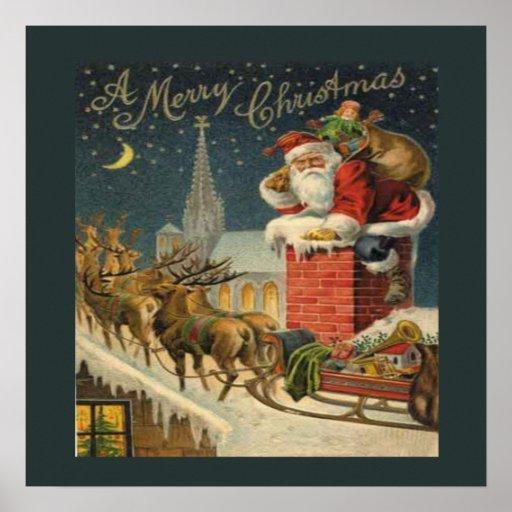 A Merry Xmas Poster