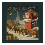 A Merry Xmas Posters