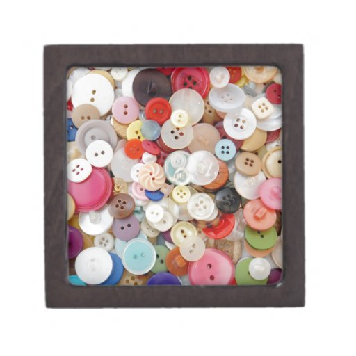 A Mess of Buttons Premium Gift Box