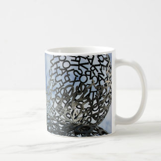 A Mess of Letters Coffee Mug