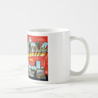A Message from Yellowstone National Park Coffee Mug