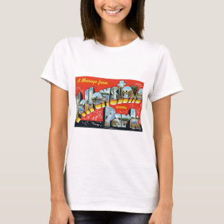 A Message from Yellowstone National Park T-Shirt