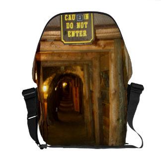 a messenger bag - Customized