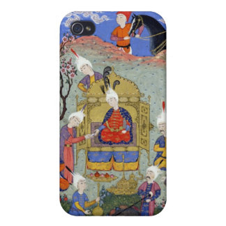 A messenger brings news to Siavosh iPhone 4/4S Case