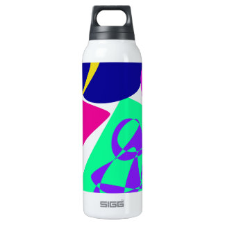 A Messenger from the Moon 16 Oz Insulated SIGG Thermos Water Bottle